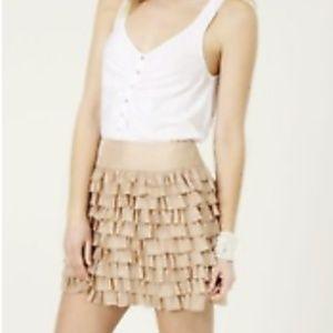 NWT Calypso Silk Sweet Tart Skirt